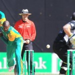 South Africa: Fast bowler charged with corruption