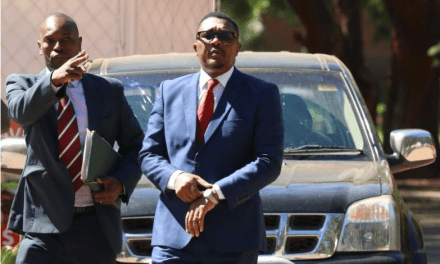 Zimbabwe: Two ex-ministers charged with corruption