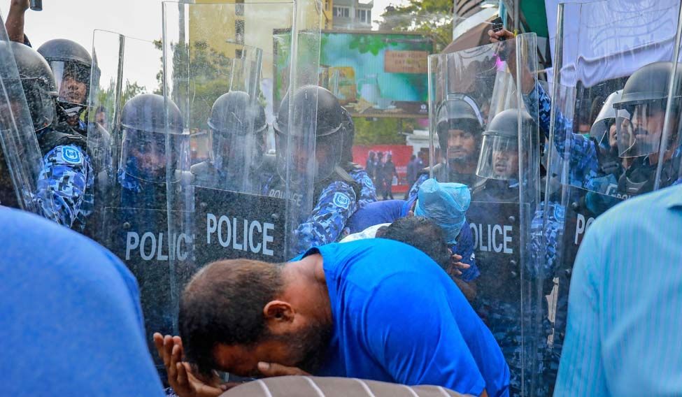 Maldives: Unrest after emergency rule