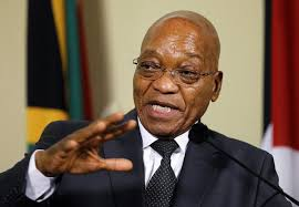 South Africa: Jacob Zuma steps down as president