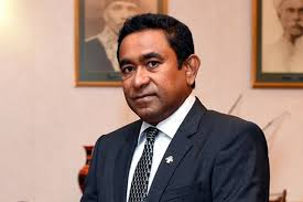 Maldives: President Yameen received $1.5m ahead of vote