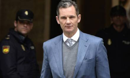 Spain: King's brother-in-law Iñaki Urdangarin guilty of corruption
