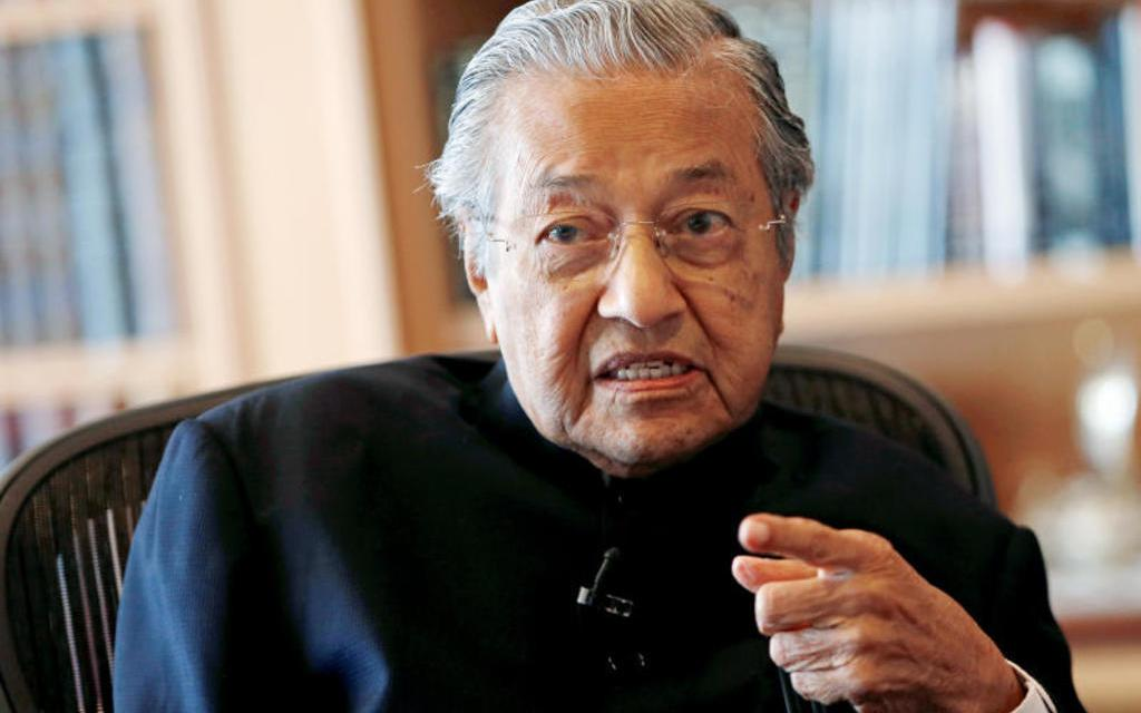 Malaysia: Dr. Mahathir comments on corruption