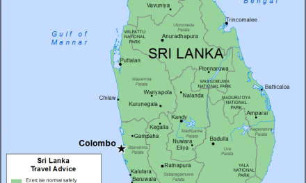 Sri Lanka: Corruption and debt-trap.