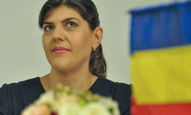 Romania: Corruption fighter Laura Kovesi on trial