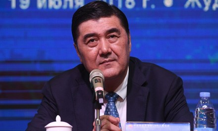 China: Former energy chief charged for corruption.