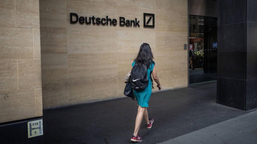 USA: Deutsche Bank fined $16.2 million.