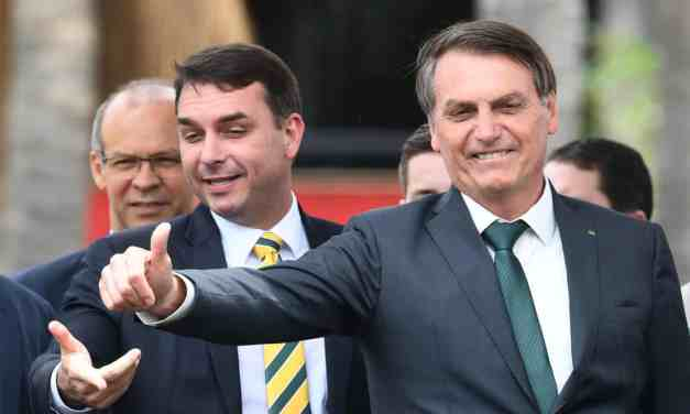Brazil: Homes of President's associates raided.