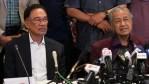 Dr. Mahathir Mohamad & Anwar Ibrahim