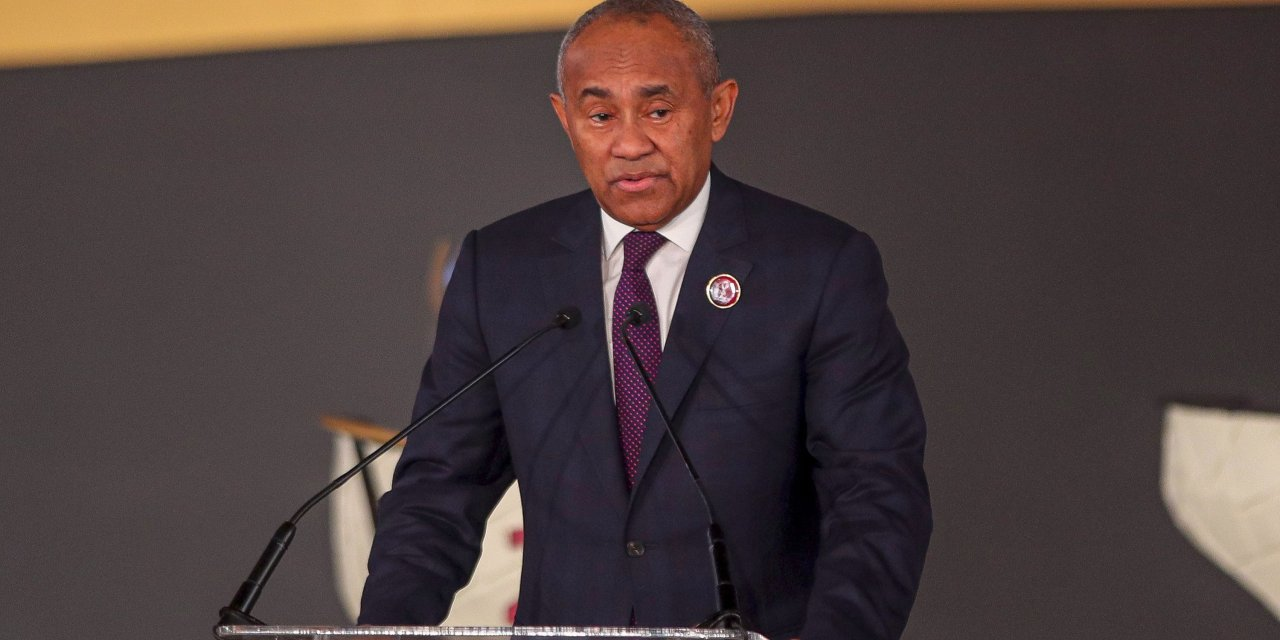 Switzerland: FIFA bans Africa football chief Ahmad