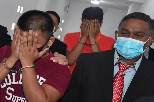 Malaysia: Two Immigration officers charged with corruption.