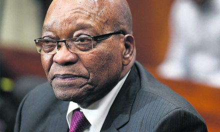 South Africa: Former president Zuma faces arms deal corruption case.