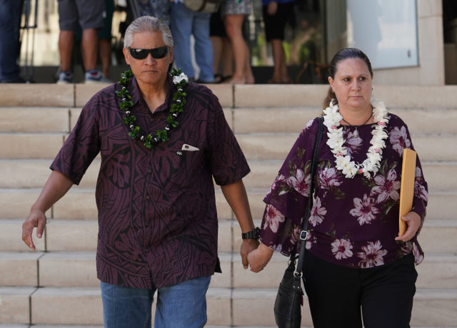 USA: Former Hawaii prosecutor and her retired police chief husband get prison for corruption