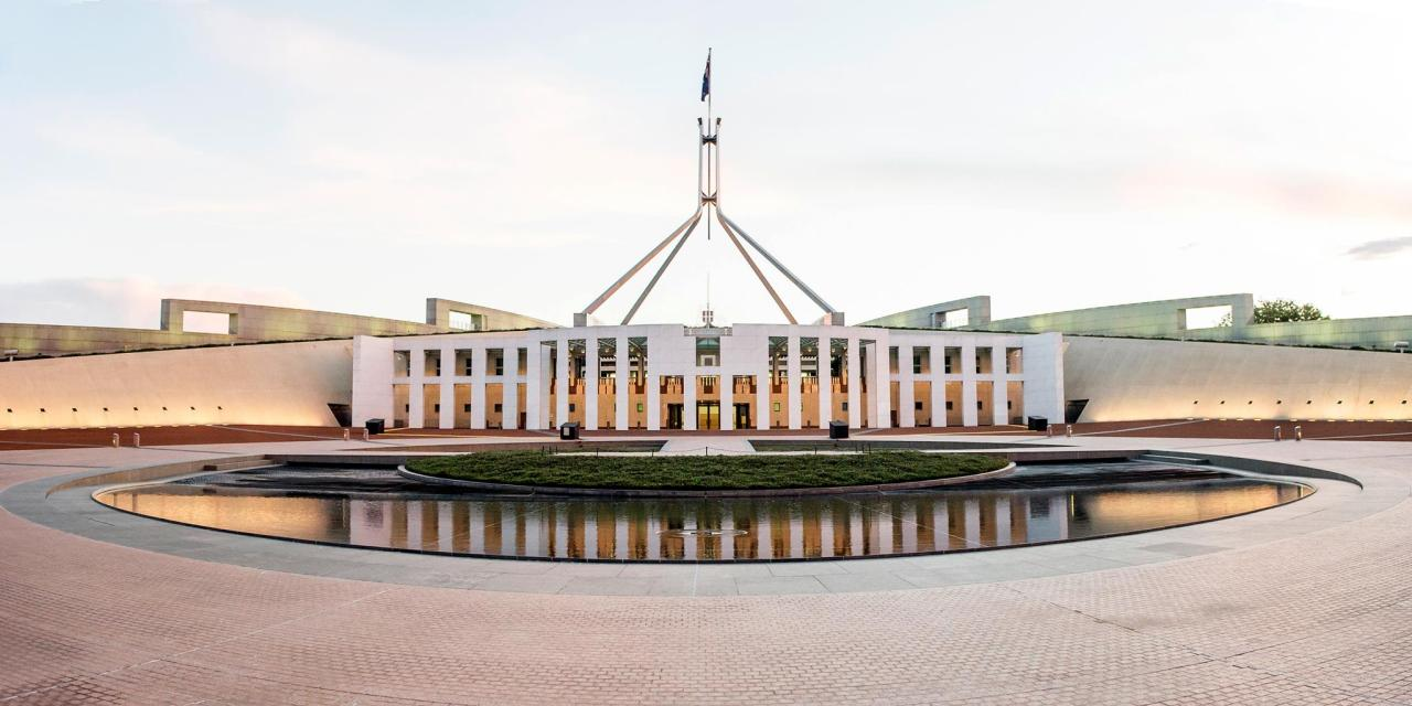 Australia: People trust government to handle Covid but not corruption.
