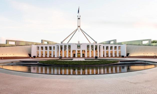 Australian: People trust government to handle Covid but not corruption.