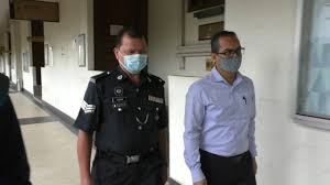 Malaysia: Former Senior Ministry officer charged with corruption.
