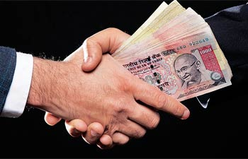 India: Fight against corruption