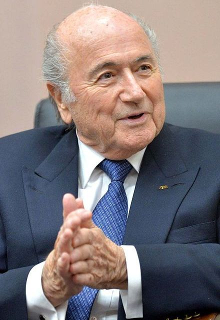 Switzerland: FIFA – Blatter steps down in a surprise move.