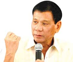 Philippines: President elect Rodrigo Duterte's war against corruption
