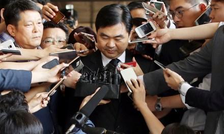 South Korea:  Senior Prosecutor Arrested for Corruption