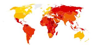 Global: Corruption Perception Index