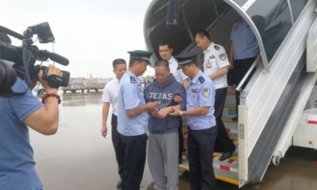 United States: Repatriates corruption convicts to China.