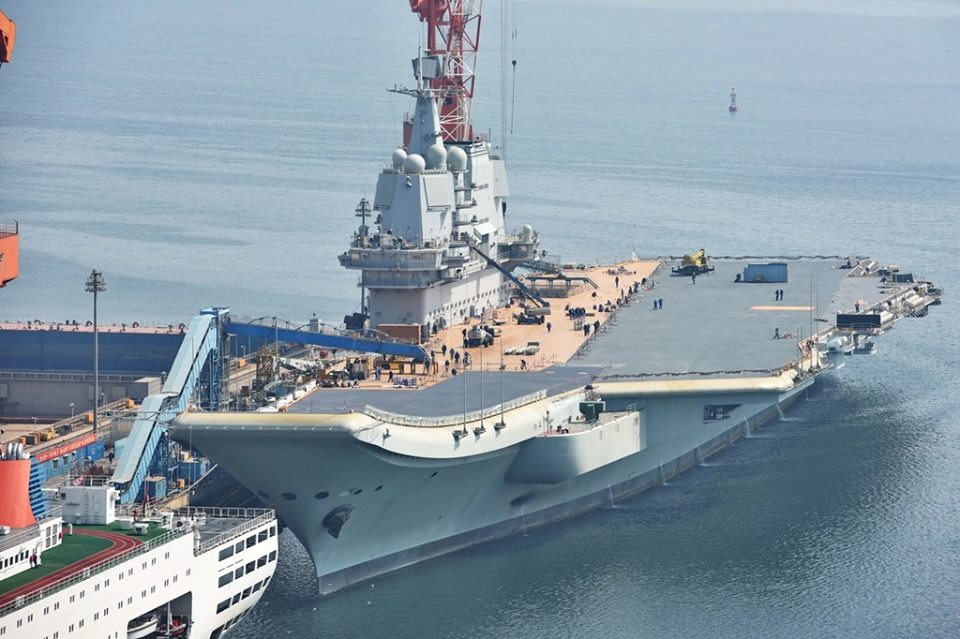 China: Aircraft Carrier Builder Jailed 12 years for Corruption