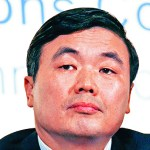 China: Former head of China Development Bank under corruption investigations.