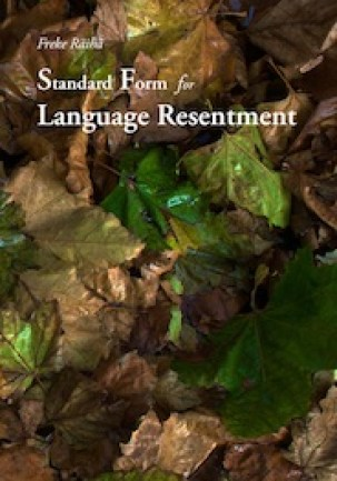 "Cover for ""Standard form for language resentment"""