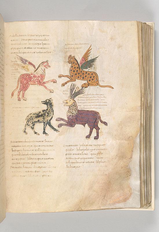 Illustration for Beatus of Valcavado, In Apocalipsin, II, Prolog., 8