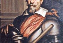 Álvaro de Bazán, 2nd Marquis of Santa Cruz