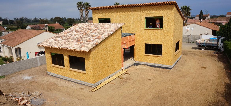 chantier maison bois corse corse
