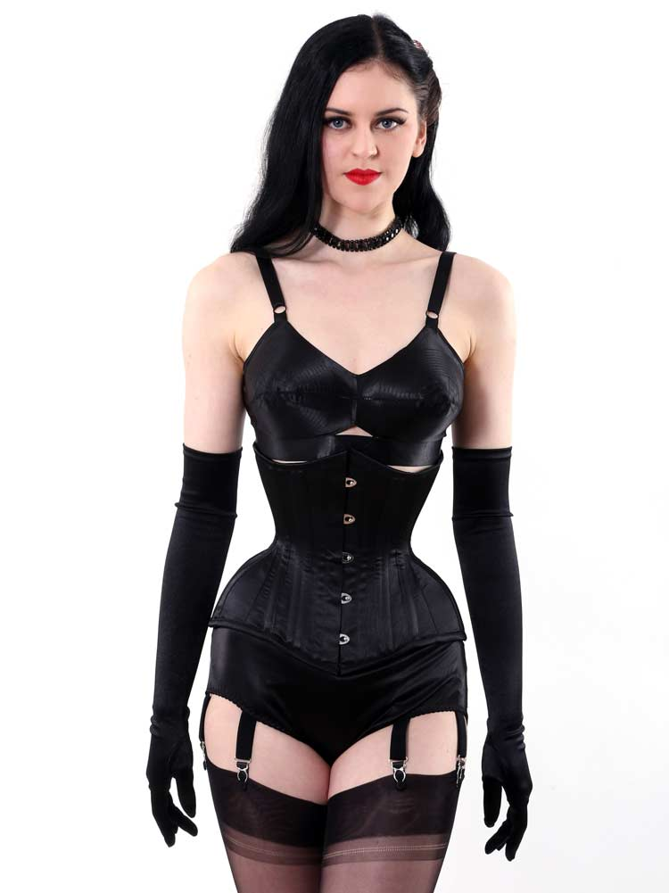 4a7bc1673aa Discontinued  Vamp (What Katie Did) - Corset Database