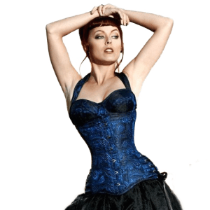 Foxglove_blue_underbust_corset_versatile
