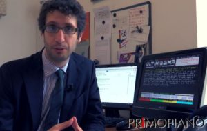Filippo Tramelli docente Primopiano corso blog WordPress