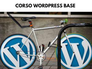 Corso wordpress base 2020