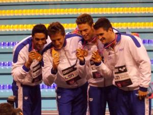 Berlino2014 - Gli azzurri di bronzo