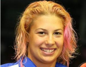 Arianna Castiglioni, grande protagonista della prima giornata dei Criteria a Riccione