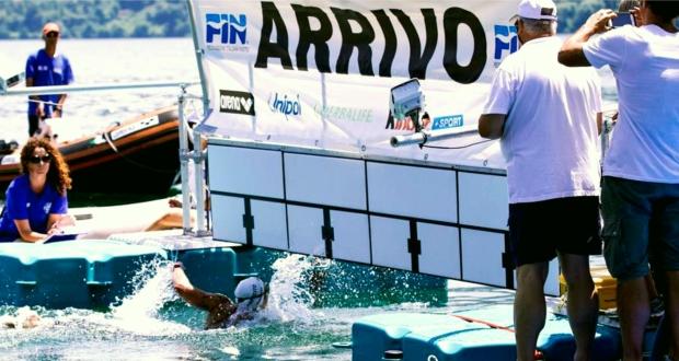Dal mezzofondo alla maratona: la prima forma di competizione acquatica