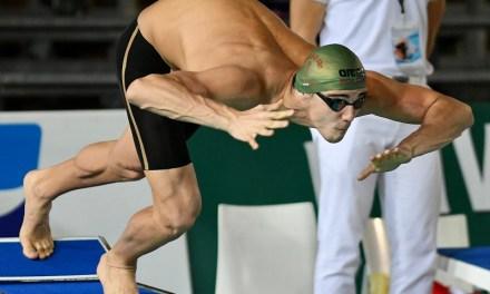 Training Lab, Evoluzione della fase di Partenza nel Nuoto