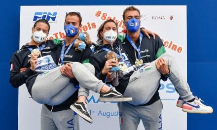 Europei 2021 | Italia d'oro nel Team Event, argento Furlan e bronzo Pozzobon nella 25 km