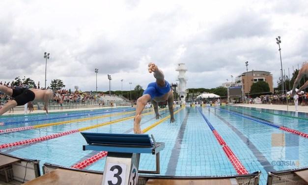 UISP   Campionati Italiani Giovani e Master di Nuoto a Riccione