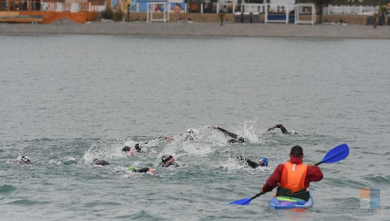 Campionati Italiani Master 2021 – 5 km e Miglio in acque libere a Civitavecchia