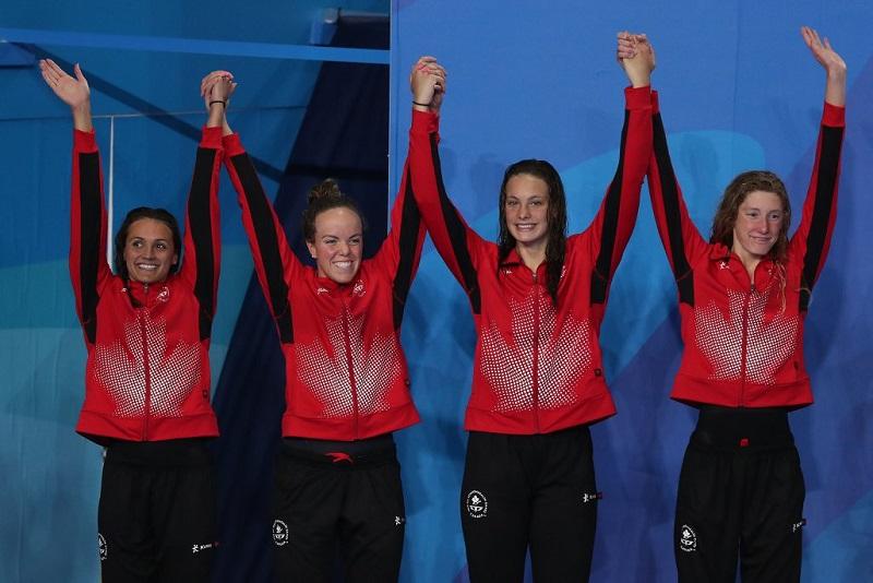 Trials Olimpici, il Canada a trazione femminile