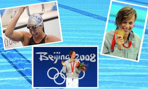ItalNuoto e Olimpiadi | Pechino 2008: Pellegrini e il primo oro olimpico al femminile