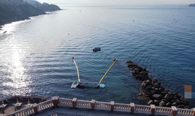 Italiani Master 2021 | 3 km e 4×1250 in acque libere a Piombino, recupero del miglio