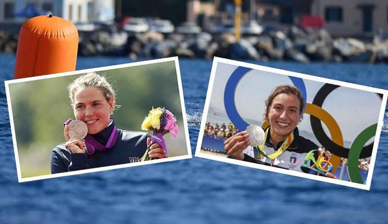 ItalFondo e Olimpiadi   10 km a tinte rosa con Martina Grimaldi e Rachele Bruni