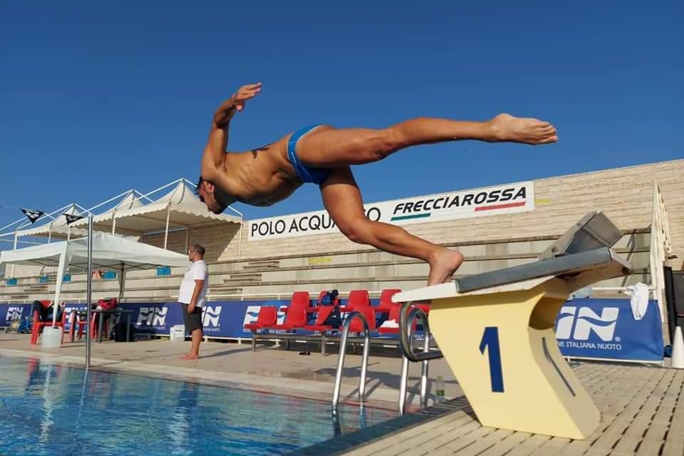 Tokyo 2020 | Gli azzurri del Nuoto Paralimpico
