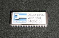 ランチアデルタ用のチューニングROM