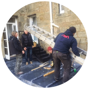 lead work edinburgh